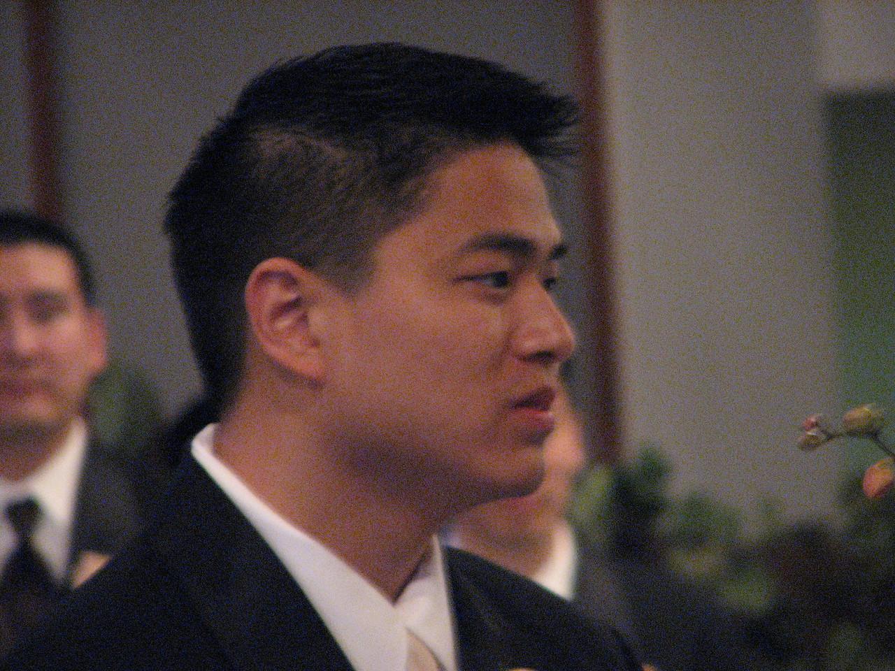 2007 06 09 Sat - The groom