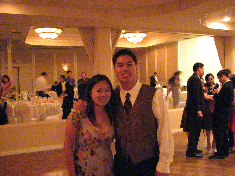 2007 06 09 Sat - Julie & Johnny Chen 2