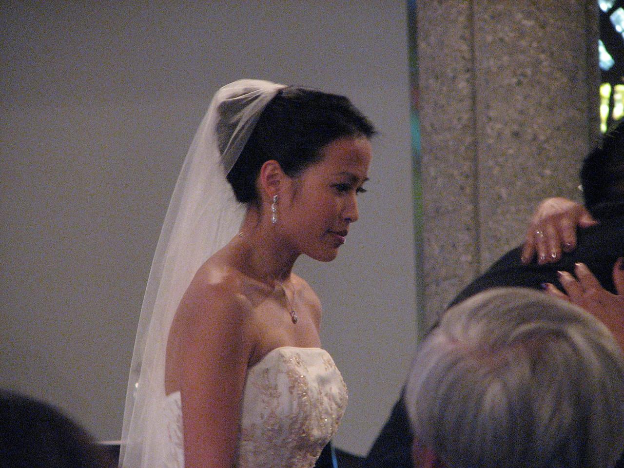 2007 06 09 Sat - The bride