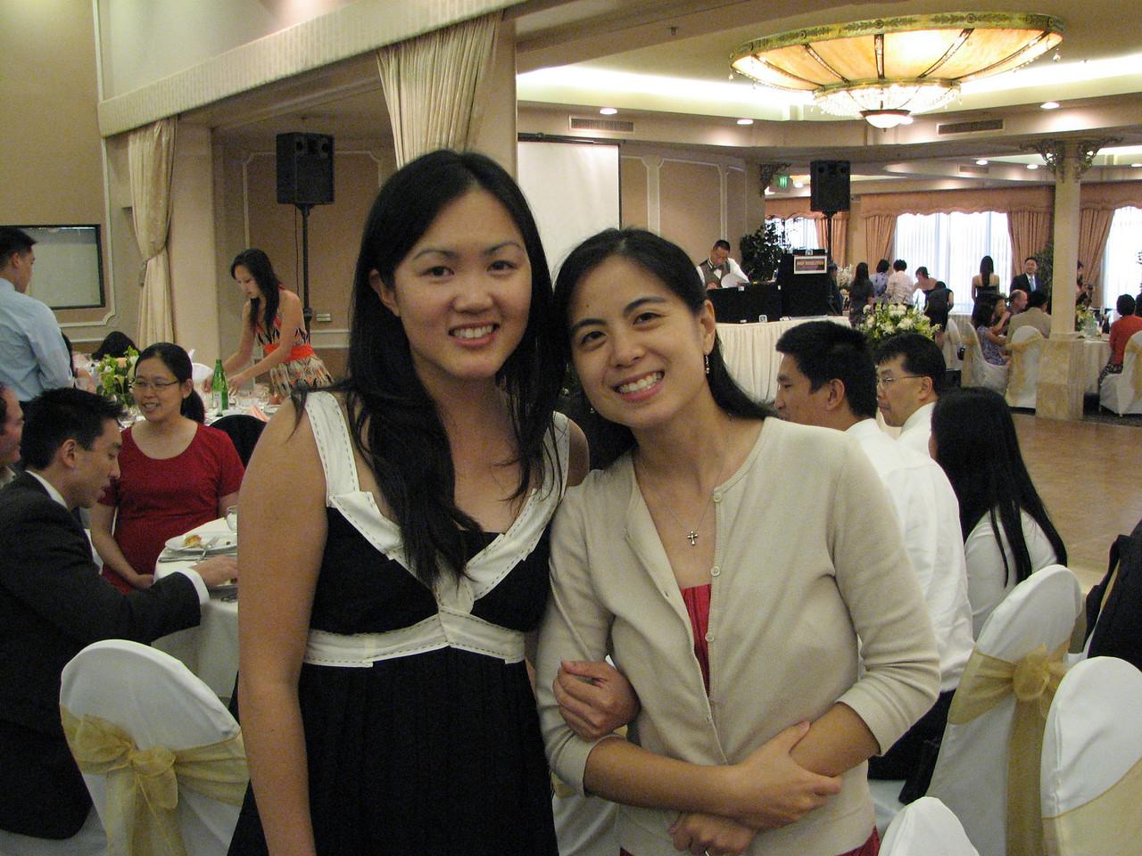 2007 06 09 Sat - Bernice Chen & Audrey Wu