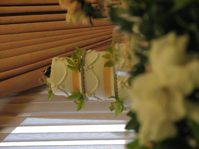 2007 06 09 Sat - Wedding cake