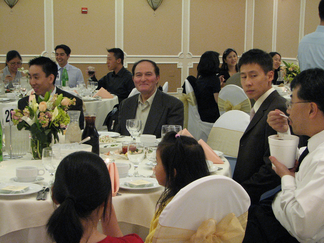 2007 06 09 Sat - Tony Fong, Moe, Dave Lee, Brian, Ally, & Jenny Chiang