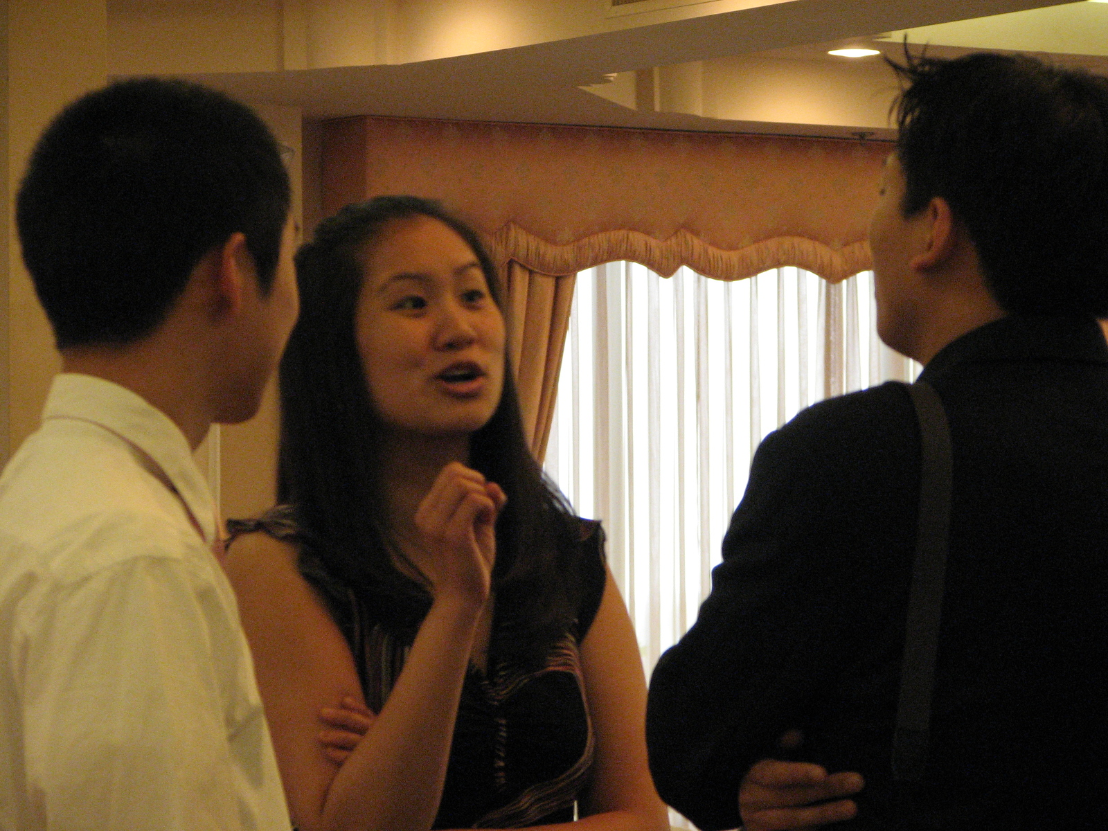 2007 06 09 Sat - Andy Wu, Brittany Chen, & Wing Ho