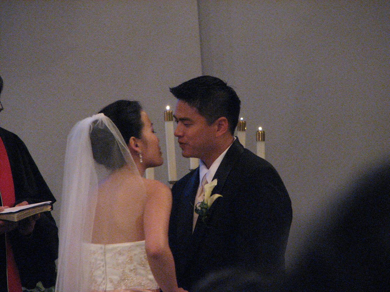 2007 06 09 Sat - The kiss after