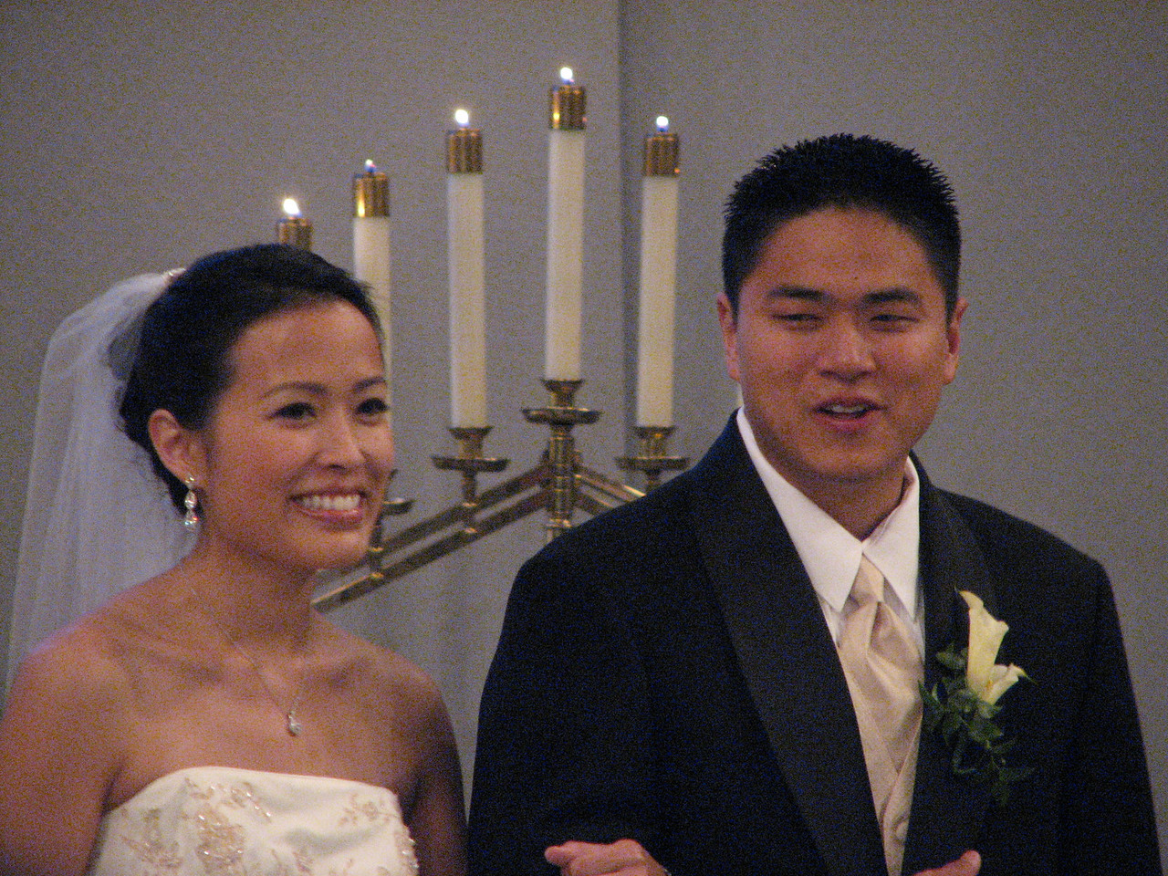 2007 06 09 Sat - The couple