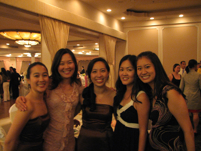 2007 06 09 Sat - Melissa Fong, Leslie Lee, Wenyin Choi, Bernice Chen, & Brittany Chen
