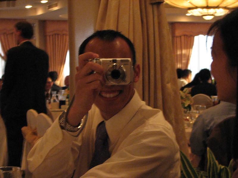 2007 06 09 Sat - Dueling cameras - Steve Hu