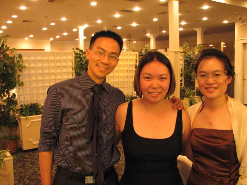 2007 06 09 Sat - Ben Yu, Eliza Wong, & Christine Louie