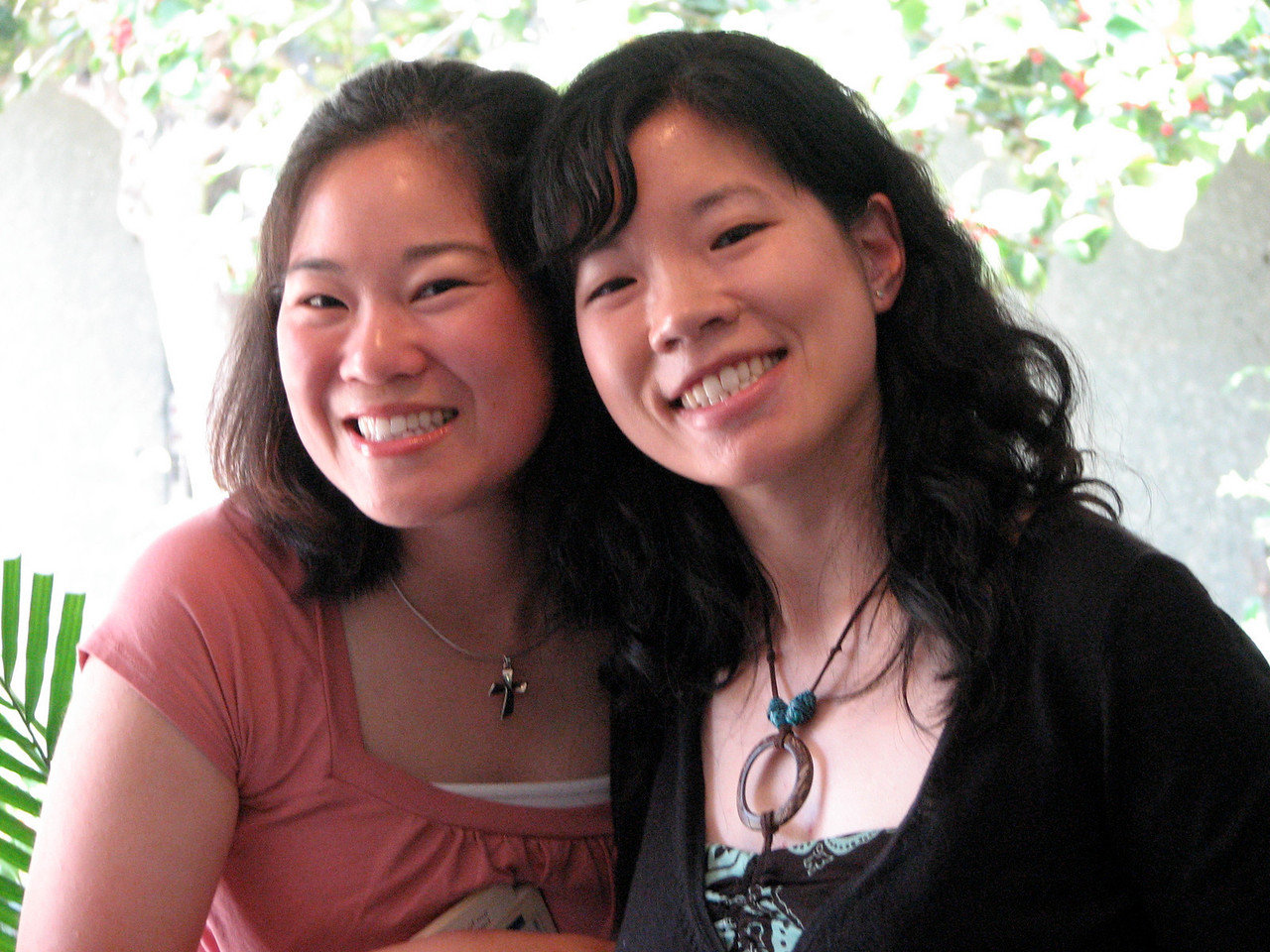 2007 06 09 Sat - Wedding helping - Eileen Fung & Amy Wong 1