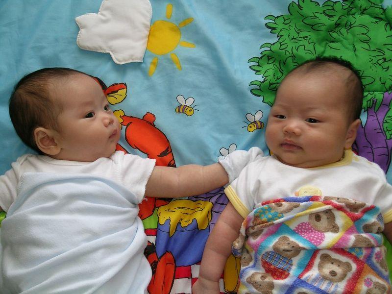 2004 07 04 Sunday - Jenny & Brian's baby Ally Chiang
