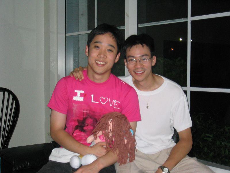 Andy Wu & Ben Yu