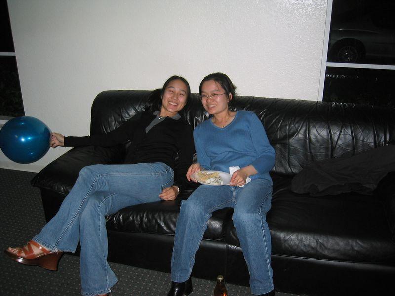 Melissa Lin & Christine Louie