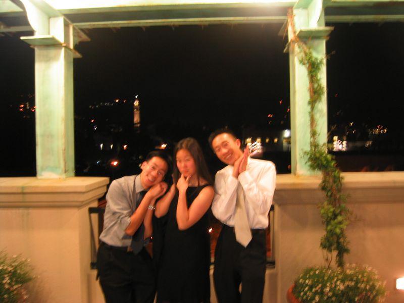 Eileen the Ladies' Man - Ben, Eileen, & Dan