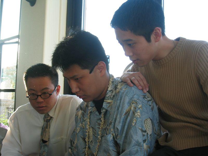 Hot Stuff - Gi, Tso, Wu