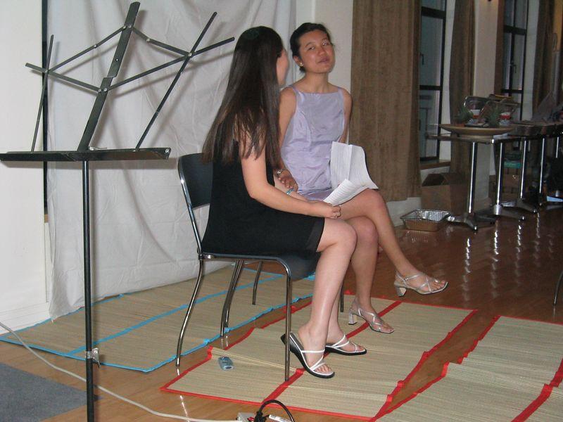 Girl Talk - Eileen & Hege