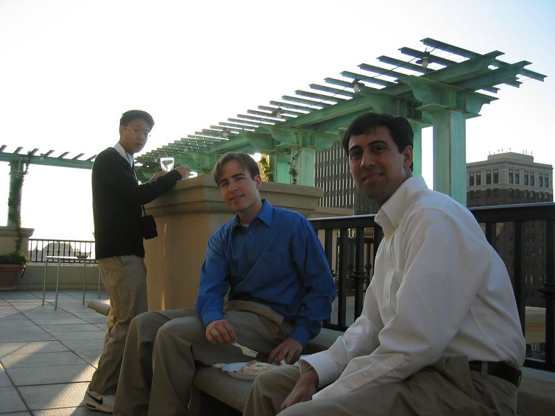The men of outdoors 2 - Phil, Sean, & Sandeep