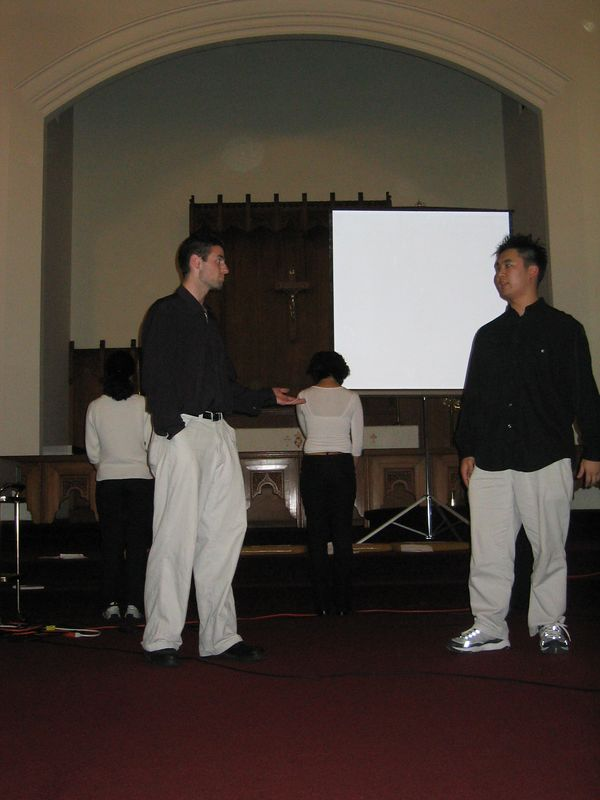 Act 2 - Luke Livingstone consults Derrick