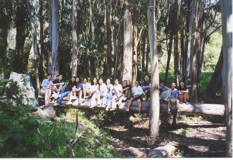 Class of' '99 Seniors @ Tilden Park