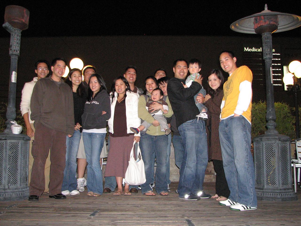 2008 05 24 Sat - Group photo - Bernice Chen visits L A