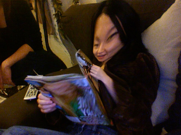 2006 05 05 Fri - Kelly Chang