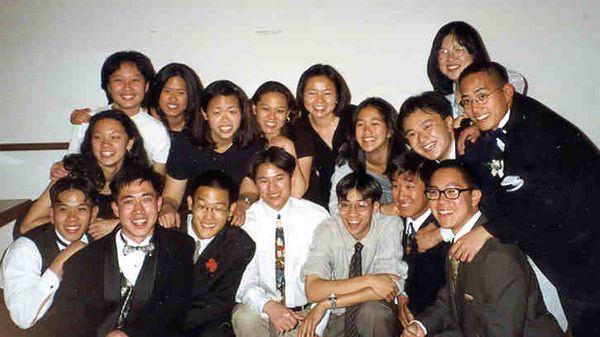 Class of '99 @ Harvest Banquet 1999