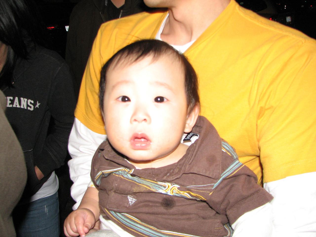2008 05 24 Sat - Carter Tsai in Jimmy Chen's arms