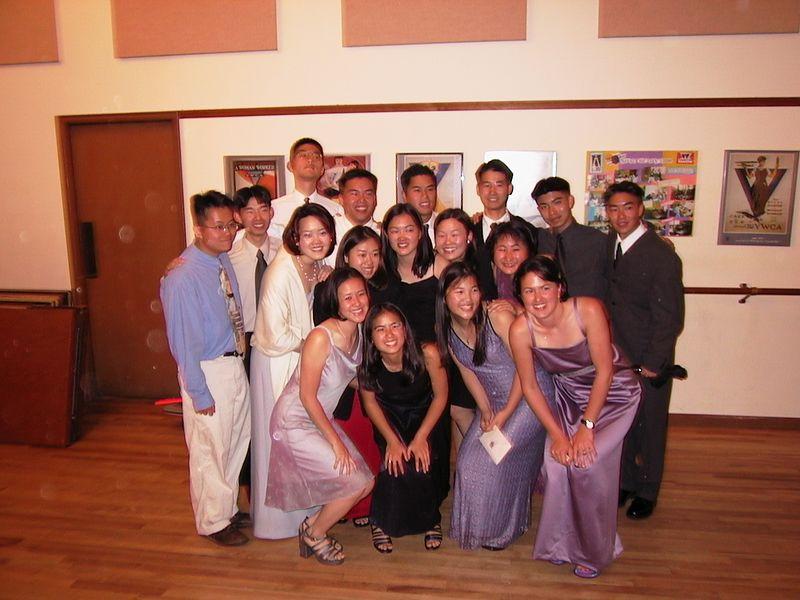 Seniors - Class of 2000