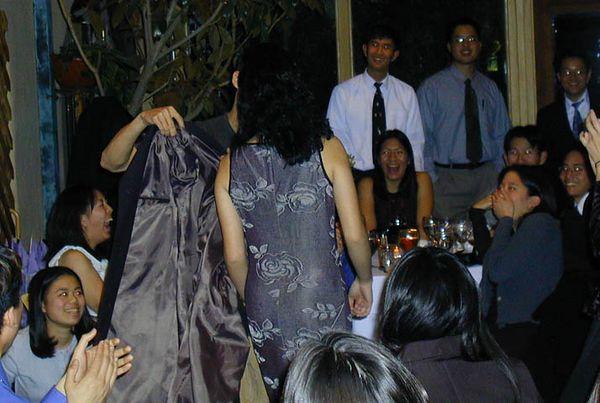 Ben Yu & Amy Wong act for MTV game