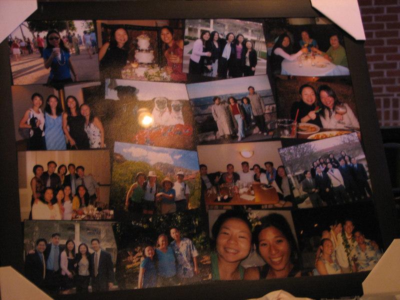 2006 10 26 Thu - Josephine Tsai's collage gift 2