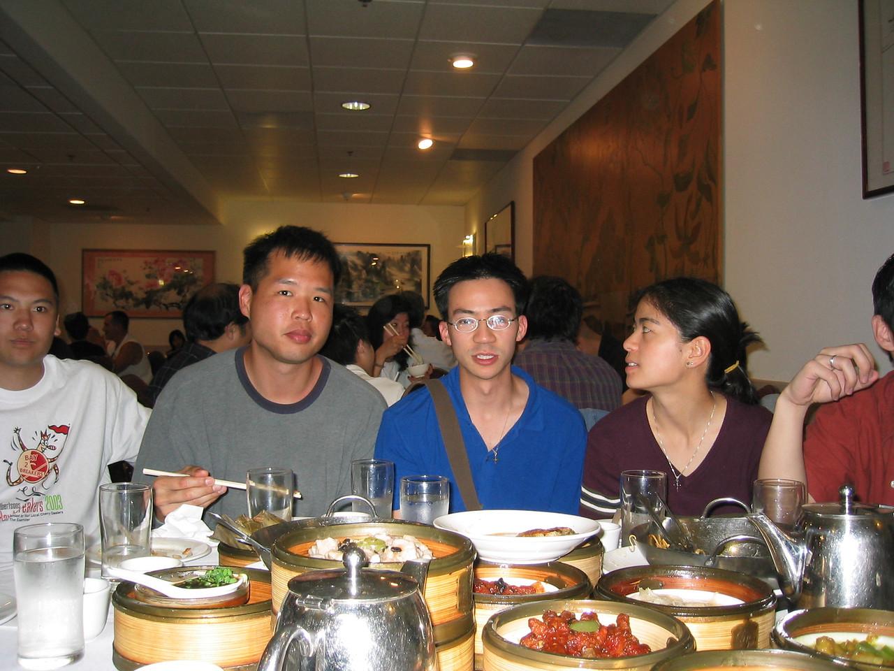 Alan, Jeff, Ben, Audrey, & Andy with flash