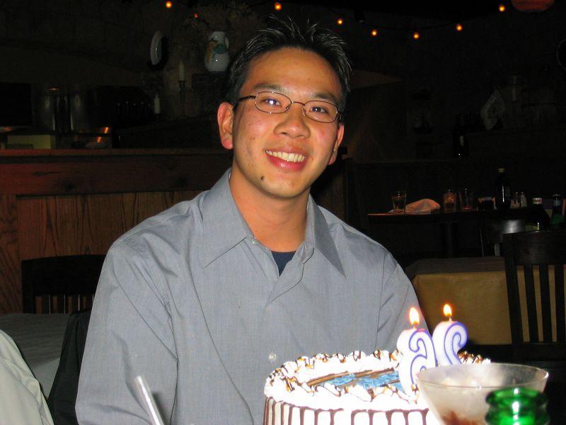 Joe & cake