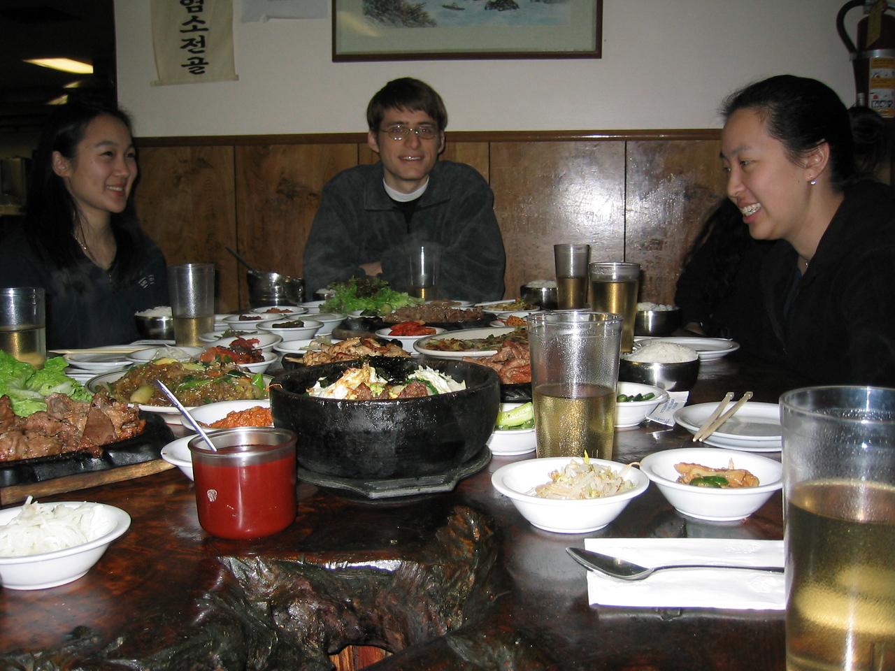 Melissa, Cory, Wenyin