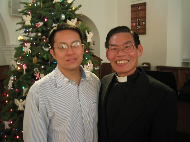 Gi and Pastor Chen