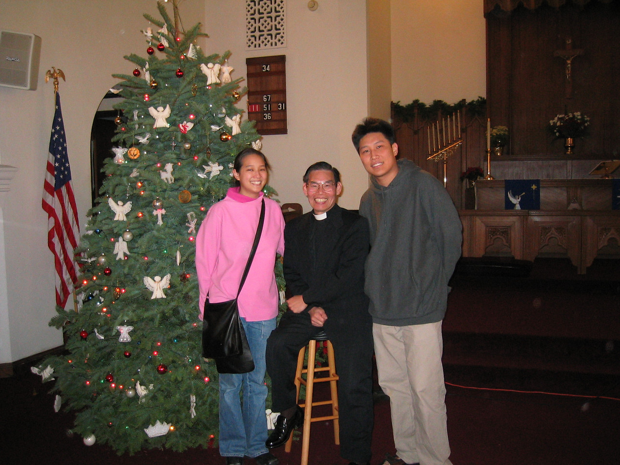 Jenny and Luke 2 with Pastor Chen