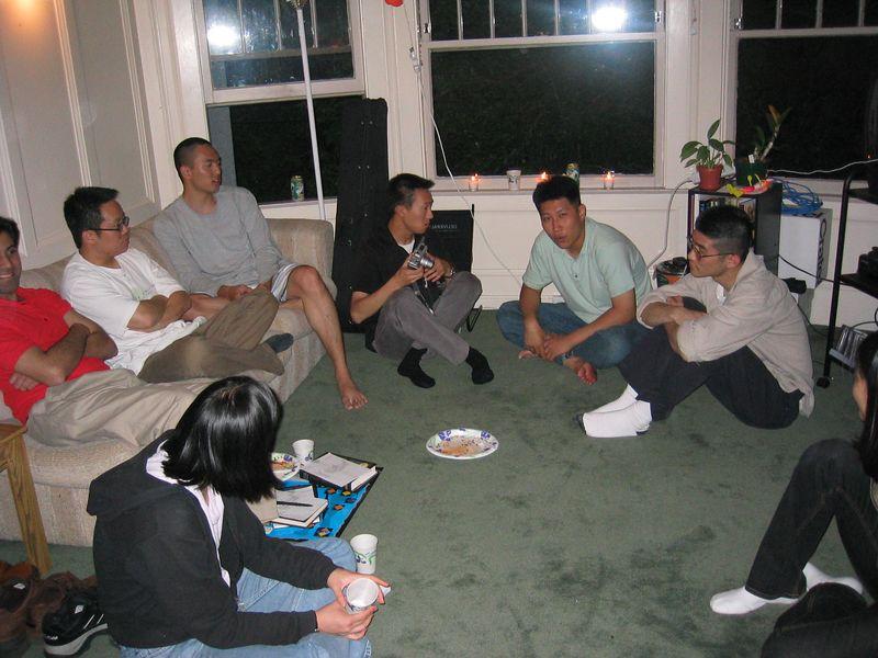 Living room candid shot 1