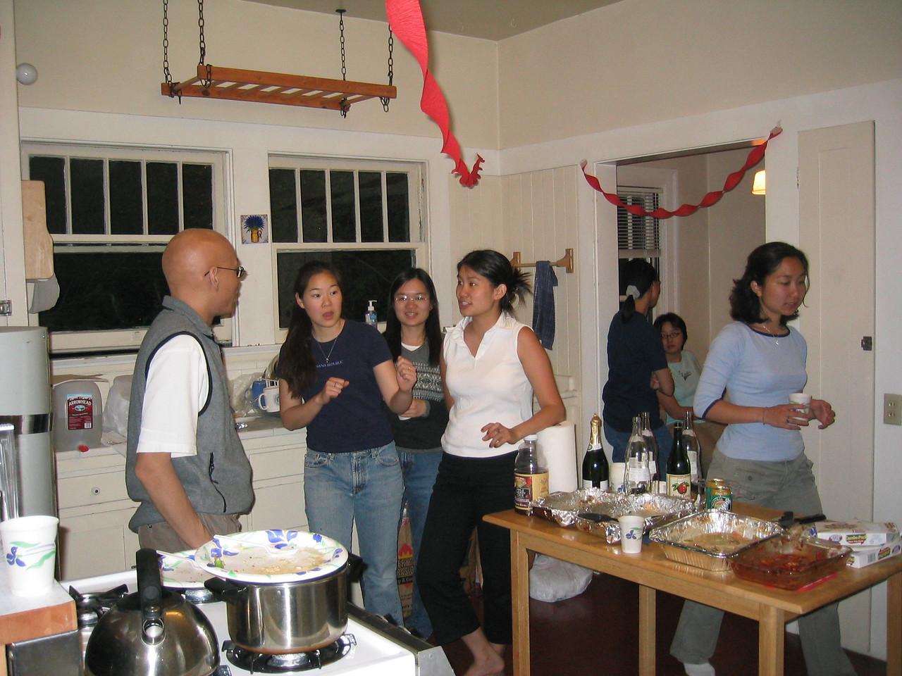 Kitchen candid shot 1