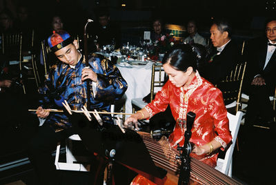 Sing-Yi's Wedding - Chinese Couple Performance