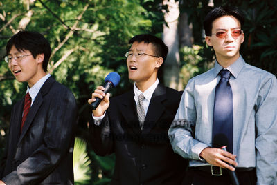 Sing-Yi's Wedding - The 3 Tenors