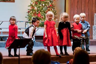 2010 Britt Christmas Program