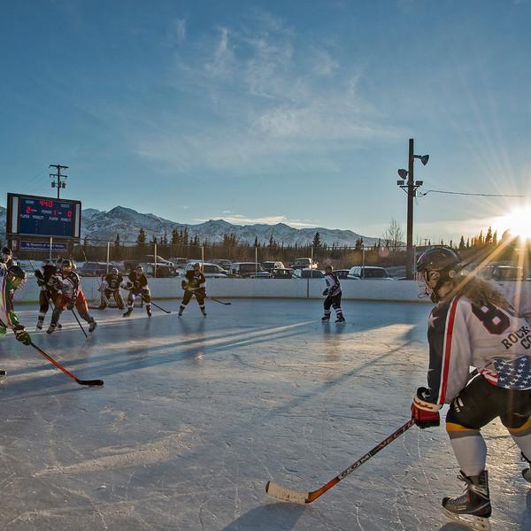 Denali Winterfest - Sherman Hogue/Explore Fairbanks