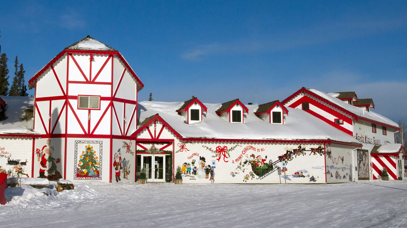 Photo courtesy of Santa Claus House