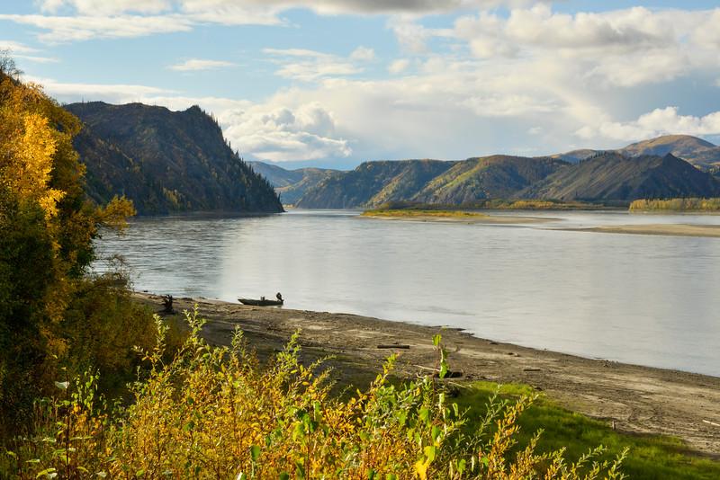 Yukon-Charley Rivers National Preserve (NPS Photo by Josh Spice)