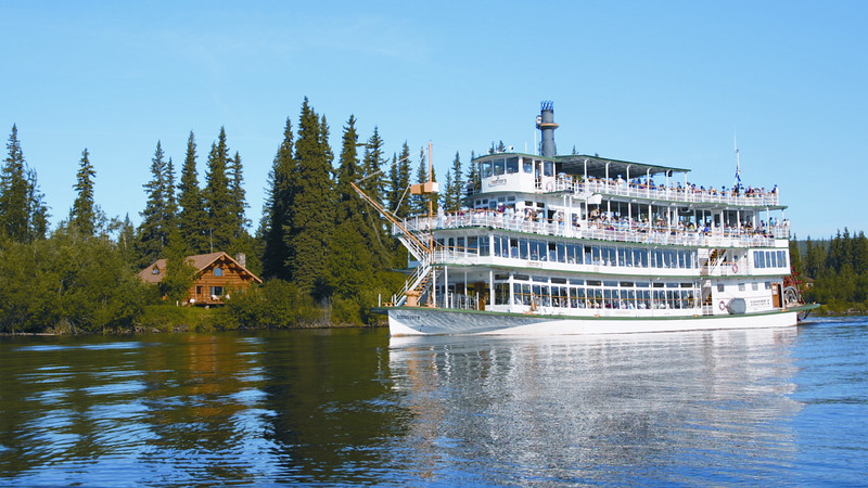 Photo courtesy of Riverboat Discovery