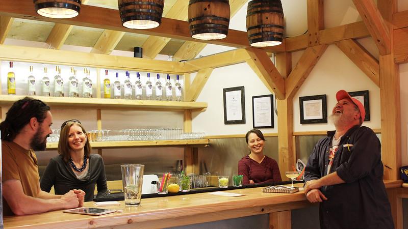 Photo courtesy of Ursa Major Distilling