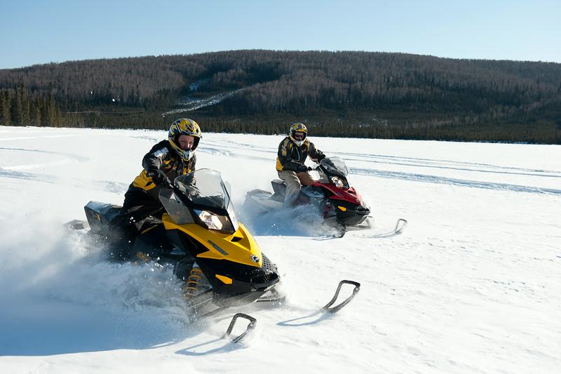 WINTER ACTIVITIES - © State of Alaska/Matt Hage