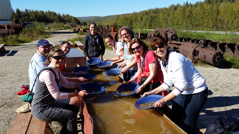 GOLD/FRONTIER HISTORY - Ed Malen/Explore Fairbanks
