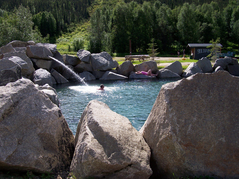 Photo Credit: Chena Hot Springs Resort