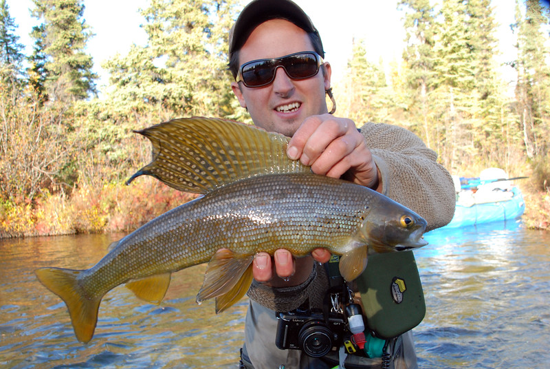 FISHING/RIVER EXCURSIONS - Reinhard Neuhauser/Alaska Fishing & Raft Adventures