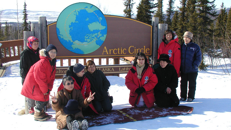 Photo courtesy of Northern Alaska Tour Company