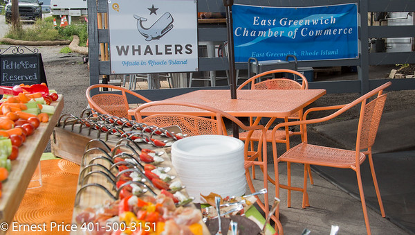 East Greenwich Chamber of Commerce Business After Hours at Feast Sandwich Co.